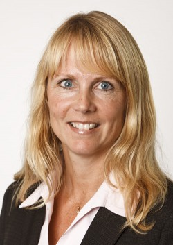 Louise Nilsson, partner på Priveq.